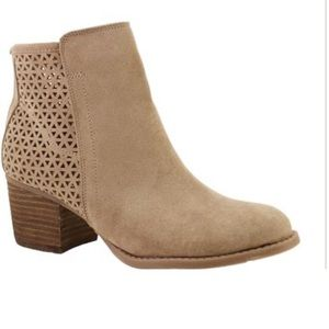 Madden Girl Booties size 8.5